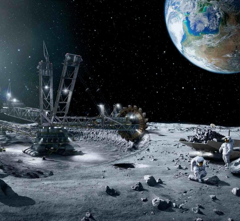 Exploitation minière d'un astéroïde
